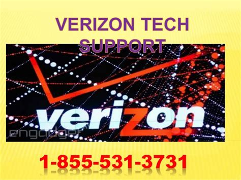1 855 531 3731 verizon technical support phone number usa