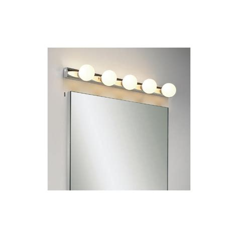 Astro Lighting 0957 Cabaret 5 Dressing Room Style Bathroom Wall Light IP44 Lighting from The