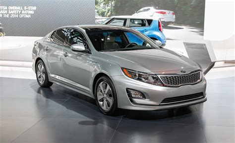 Kia Optima Trim Levels 2014 2014 Kia Optima Hybrid Photo