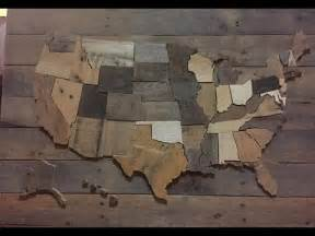 united states map wall decor diy united states wall map usa decor pallet wood