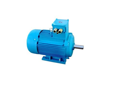 Explosion Proof Three Phase Induction Motor Manufacturer