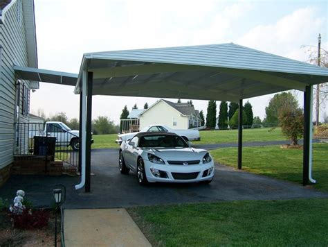 Car Port Cover by Greer Awning Siding Inc Carport And R V Covers