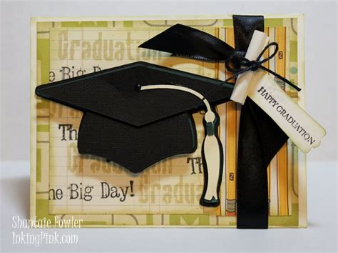graduation pop up card template inkingpink pop up masculine graduation card
