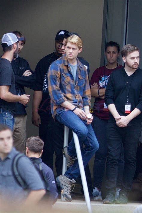 Taylor Swift's boyfriend Joe Alwyn films Boy Erased in Atlanta