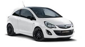 Vauxhall Corsa Limited Edition 2014 Vauxhall Corsa Limited Edition Specs Top Auto Magazine