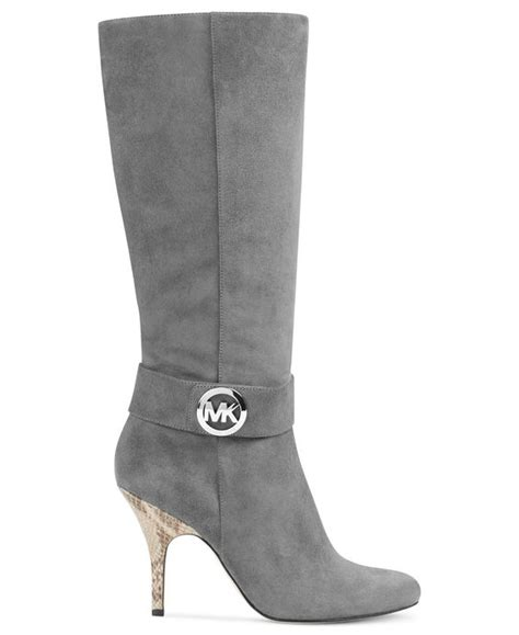 Mk Caroline michael michael kors shoes caroline dress boots shoes