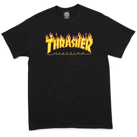T Shirt Tharasher thrasher t shirt black