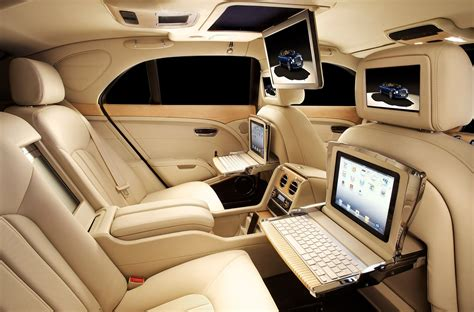 Bentley mulsanne executive interior concept download deze foto 6 van