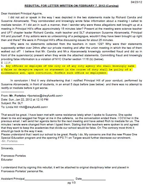 Appraisal Rebuttal Letter Sle Rebuttal Letter Template 28 Images Rebuttal Letter Exle Best Letter Sle Chargeback Rebuttal