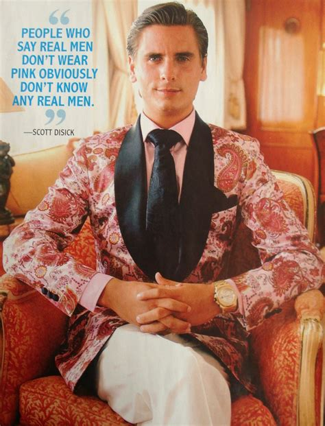 Real Men Wear Pink Meme - kourtney kardashian s boyfriend scott disick page 5