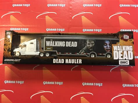 2016 kenworth t2000 the walking dead kenworth t2000 hauler 2016 greenlight