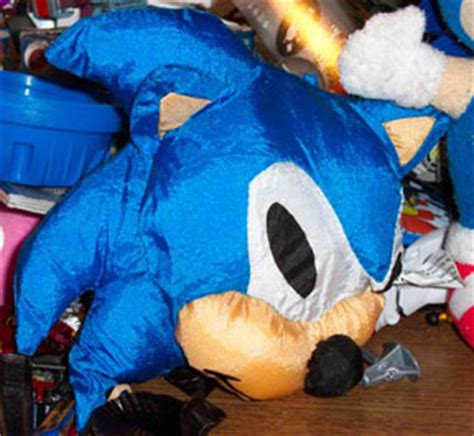 sonic pillow usa sonic the hedgehog plushes dolls