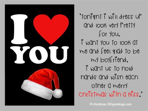 christmas messages  boyfriend christmas celebration   christmas