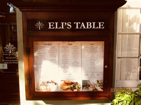 eli s table in charleston eli s table charleston menu prices restaurant