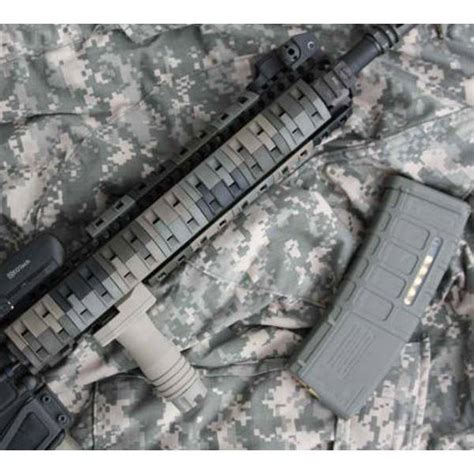 Magpul Style By Element Xtm Rail Panel Black Ex294 Bk 1 magpul xtm rail panel black