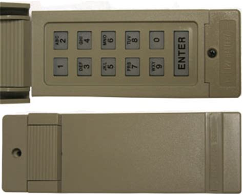 liftmaster garage door keypad 66lm sears craftsman liftmaster chamberlain keyapd ebay