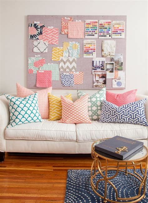 decorating with pillows on sofa 25 best ideas about colorful pillows on cheap