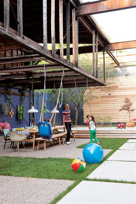 backyard cout party diy inspiration atelier christine