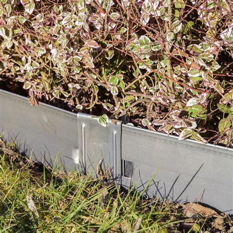 bordura giardino bordure in ferro h25x200
