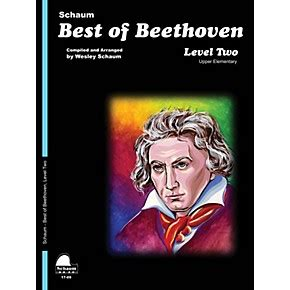 best biography book beethoven best of beethoven educational piano book by ludwig van
