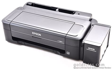 Printer Epson I310 epson l310 ink tank system printer review goldfries