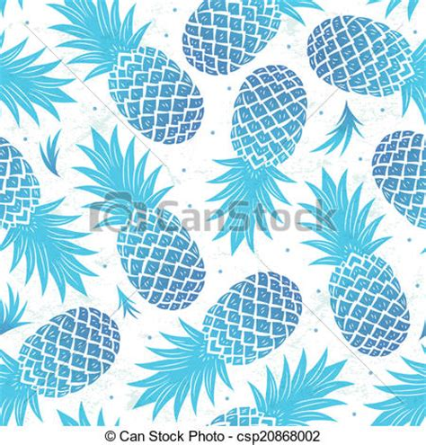 Vintage Poster 40x40cm Motif Kayu 27 vector clipart of vintage pineapple seamless blue vintage pineapple seamless csp20868002