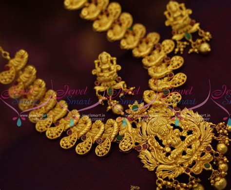 1 gram indian gold jewellery nl7660 one gram gold plated south indian traditional