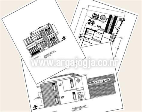 gambar rumah format dwg gambar rumah format dwg rumah sel