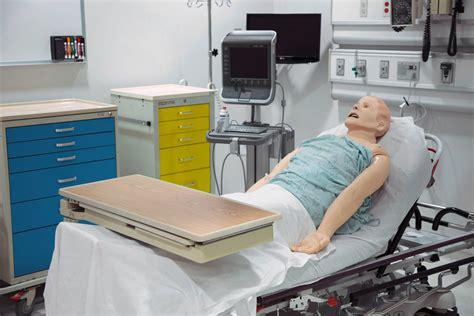 clinical room clinical simulation space northwestern simulation feinberg school of medicine northwestern