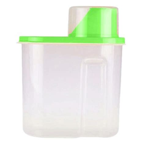 Lucky Baby Box It Food Container Storage plastic food storage box grain container kitchen organize