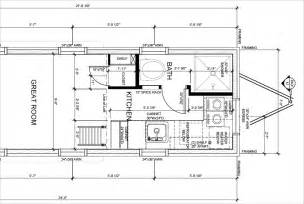 tiny house plans tumbleweed building ghana adzo plan