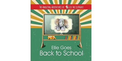 Behnaz Sarafpour Goes Back To School by Ellie Goes Back To School Minding