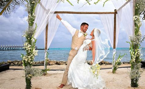 Destination Wedding by Destination Weddings Belize Honeymoon Packages