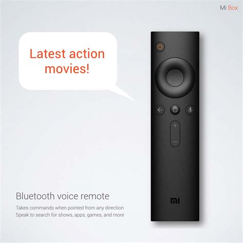 Xiaomi Android Tv Box xiaomi mi box 4k android tv remote aftvnews