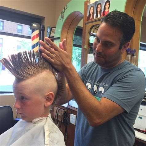 haircut broadway chicago father son barber shop 24 photos 97 reviews