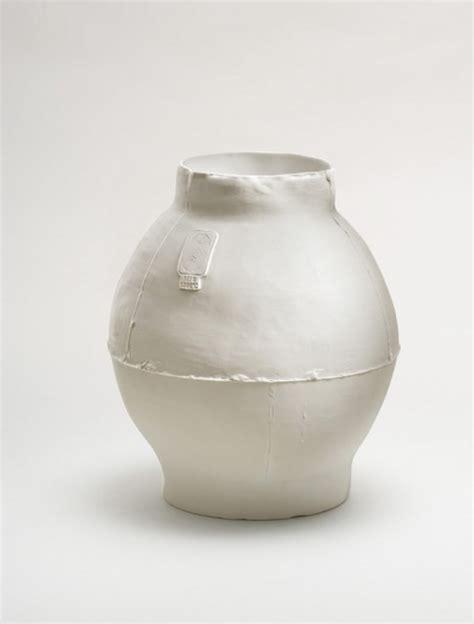 white pot big white pot and red white vase jongeriuslab design studio