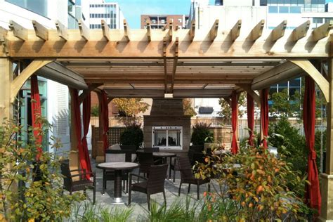 backyard canopy covers patio cover canopies at dunfield retirement residence
