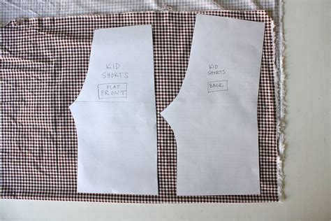 printable toddler shorts pattern tutorial kid shorts made everyday
