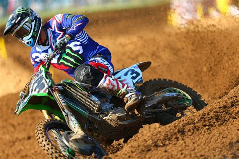 one motocross red bud national mx dirt bike magazine