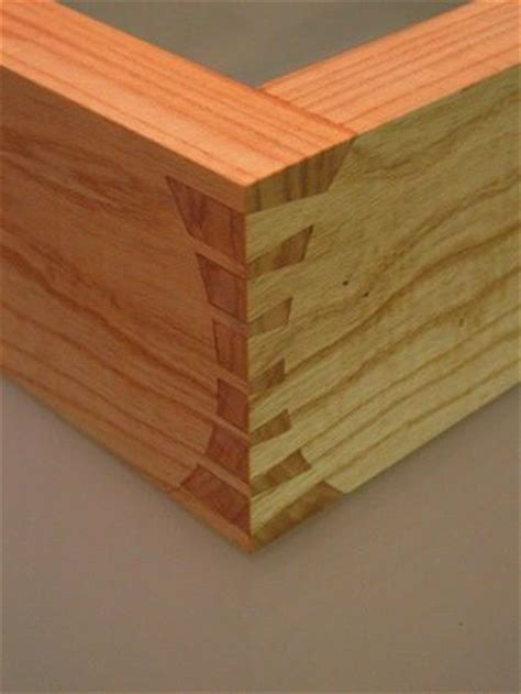woodworking joints images  pinterest