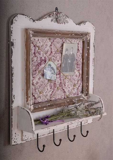 memoboard landhausstil vintage garderobe pinnwand im landhausstil antik optik