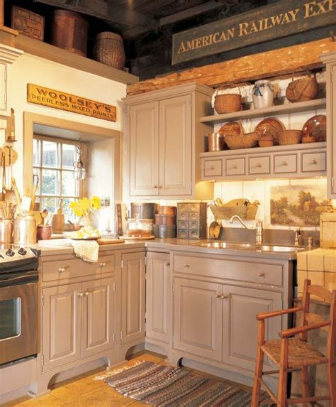 primitive kitchen cabinets 311 best primitive kitchens images on pinterest prim