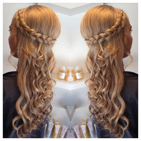 graduation updo hairstyles graduation hair curls braid on instagram
