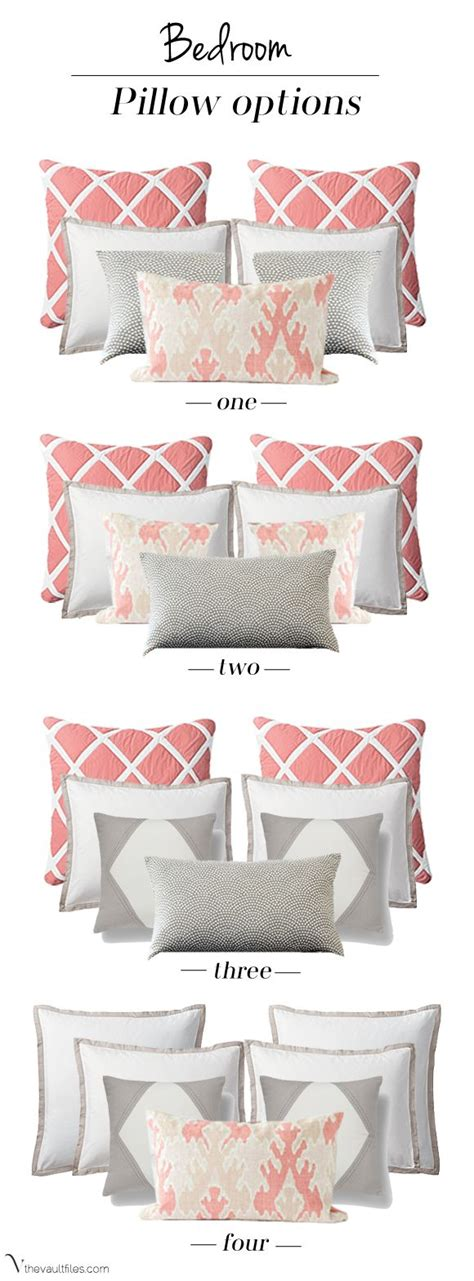 how to place throw pillows on a bed how to style your bed with pillows real houses of the