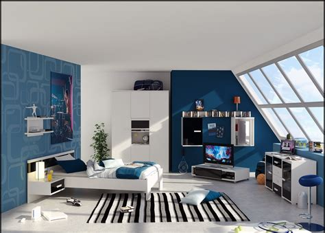 blue and white rooms bedroom design various modern kids room inspirations blue