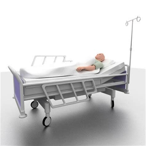 free hospital beds preventing dead in bed syndrome with patients after