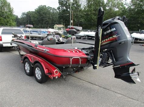 used ranger bass boats in nc 2011 used ranger boats z comanche z520c bass boat for sale