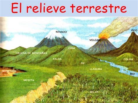 cadenas montañosas que rodean la meseta el relieve terrestre power para wiki