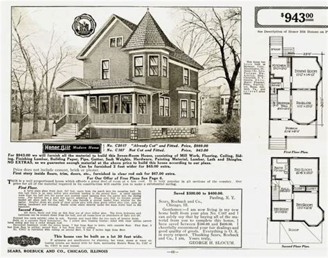 modern home 264b110 farmhouse style 1916 sears house plans montgomery ward a shed and nice designs on pinterest