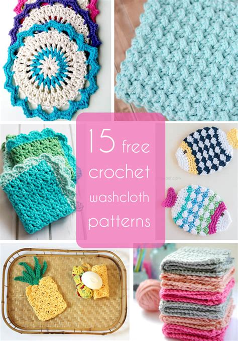 crochet washcloth instructions how to crochet a washcloth free crochet washcloth patterns lou